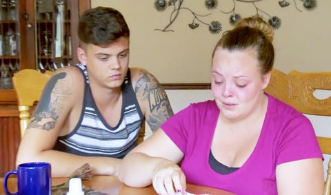 Catelynn Lowell and Tyler Baltierra talk about their wedding on Teen Mom OG.