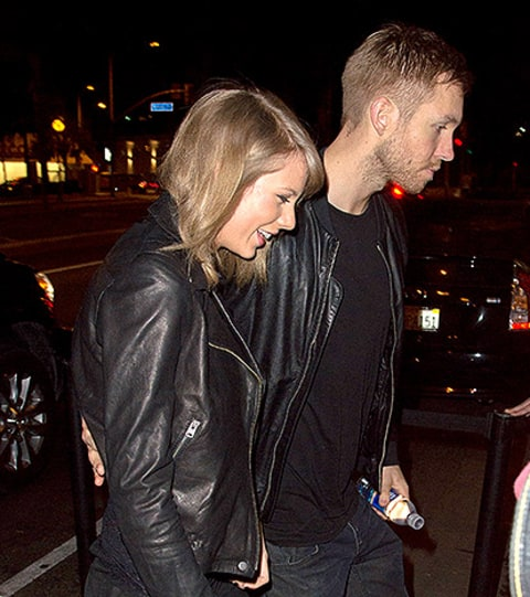 Taylor Swift And Calvin Harris Married: Calvin Harris Instagrams Girlfriend Taylor Swift's Cats At