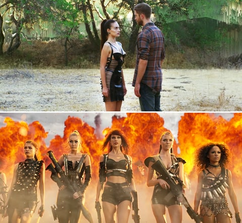 Calvin Harris My Way Taylor Swift Bad Blood