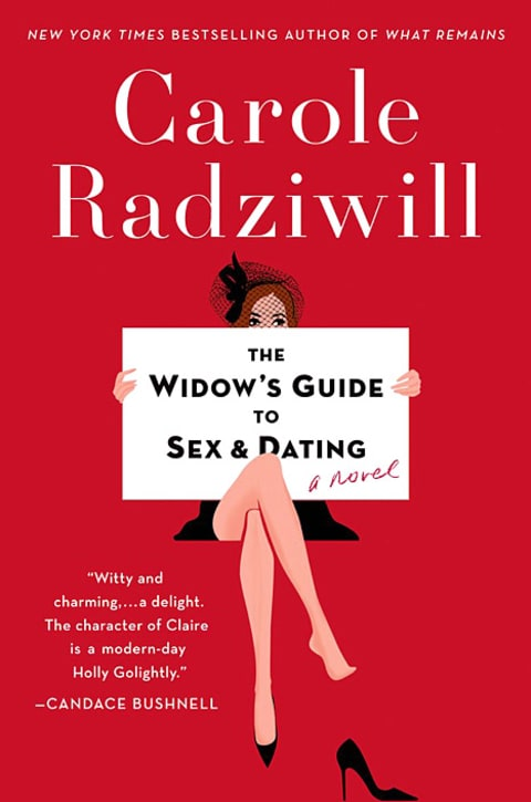 Carole Radziwill - book cover