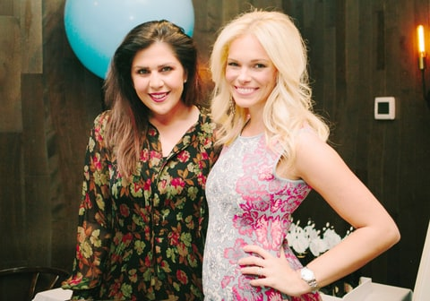 Hillary Scott and Cassie Kelley