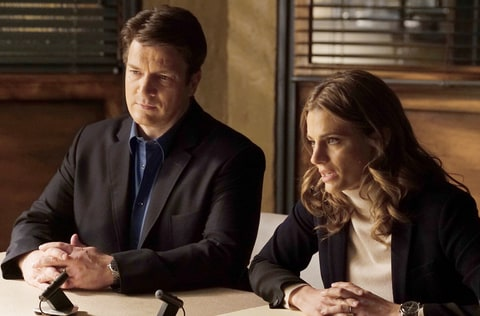 Castle - cancelled after Katic departure