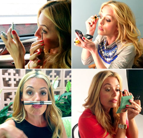 Cat Deeley Mascara