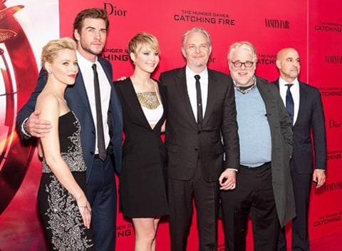 Hoffman Hunger Games