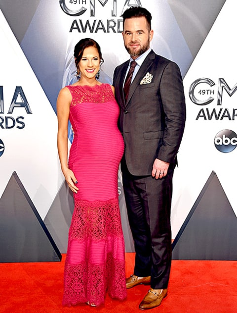 Catherine Werne and David Nail - CMAs
