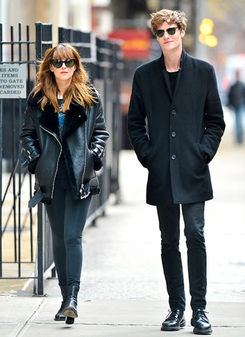 dakota johnson and matthew hitt