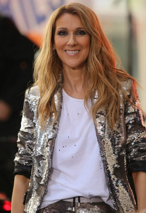 Celine Dion Shares Sweet Holiday Pic With Sons