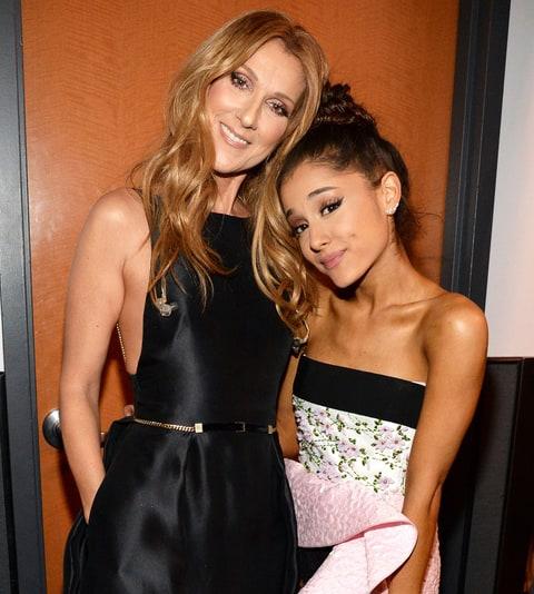 Celine Dion & Ariana Grande