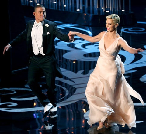Channing Tatum Charlize Theron