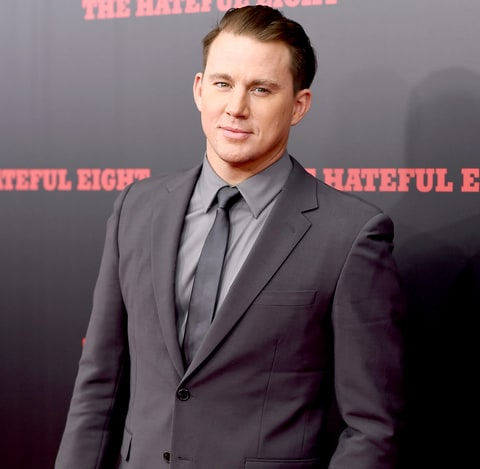 Channing Tatum attends the New York premiere of