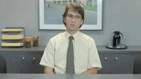 Michael Bolton character in Office Space