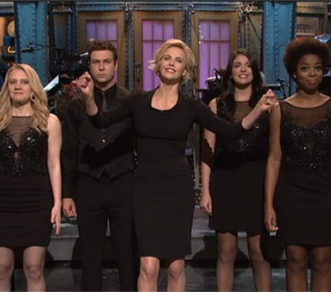 Charlize Theron SNL
