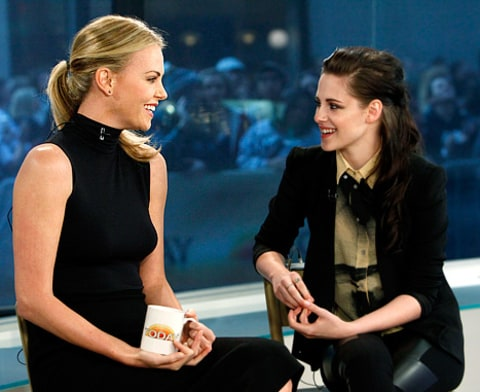 charlize and kristen