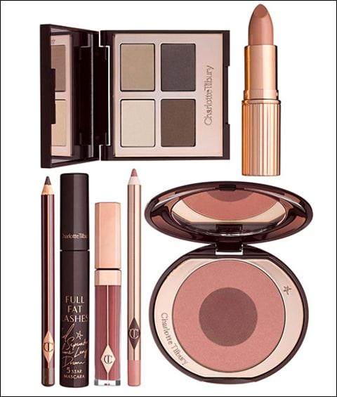 Best Wedding Makeup Palette : Amal Alamuddins Makeup Artist, Charlotte Tilbury Spills ...
