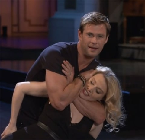 Chris Hemsworth SNL