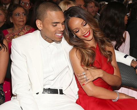 Chris Brown & Rhianna
