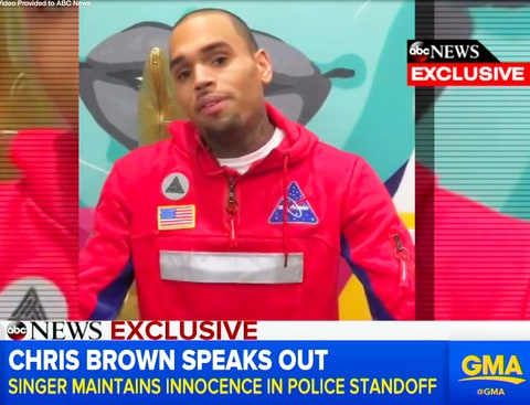 Chris Brown: 'I cannot wait till the truth comes to light'