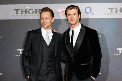 Chris Hemsworth Chimes in on Tom Hiddleston, Taylor Swift ...