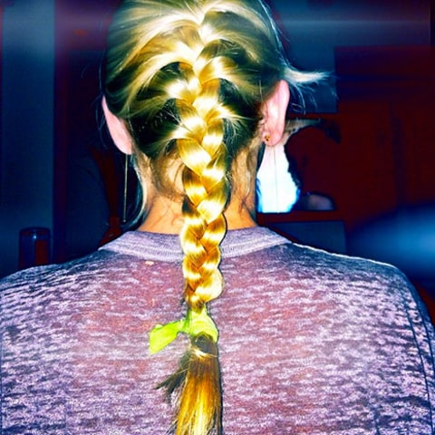 Chris Pratt Braid Anna