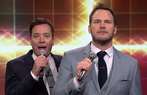 Chris Pratt Nonsense Karaoke