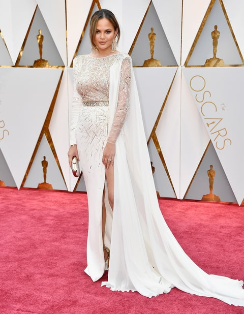 Oscars 2017 5 White Hot Dresses - Us Weekly