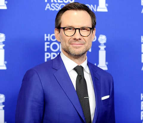 Christian Slater attends the Hollywood Foreign Press Association's grants banquet at the Beverly Wilshire Four Seasons Hotel on August 4, 2016 in Beverly Hills, California.