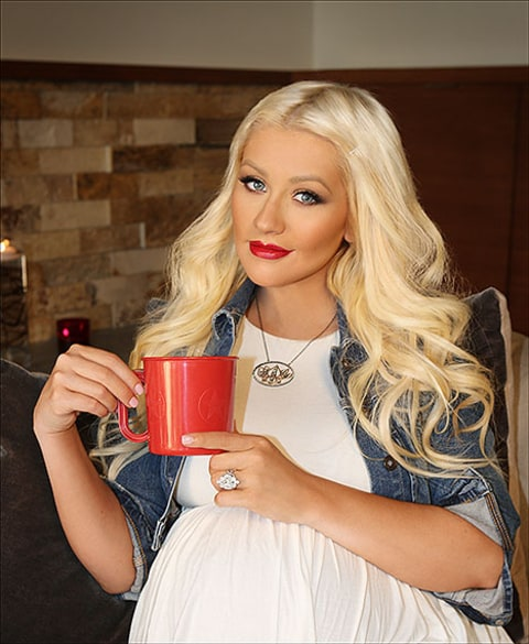 xtina red cup 3