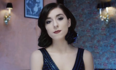 First of 4 new music videos by Christina Grimmie released