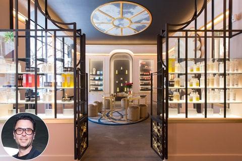 Tour christophe robin s paris salon pics us weekly for Best hair salon in paris france