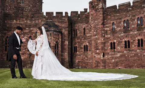 Ciara & Russell Wilson Are Married, Couple Ties the Knot In the UK