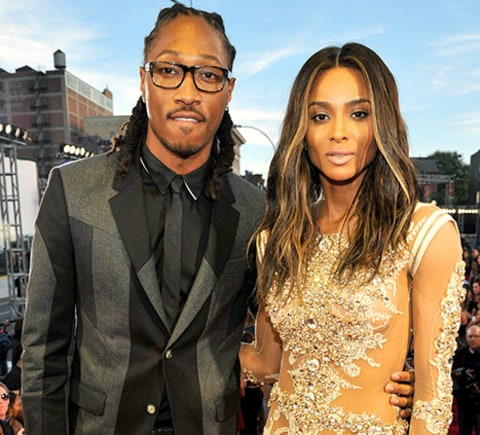 """Future Was """"Embarrassed"""" for Ciara Post-Split, Insists He ..."""
