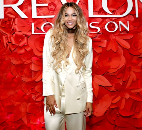 Ciara attends the Revlon x Ciara launch event at Refinery Hotel on October 18, 2016 in New York City.