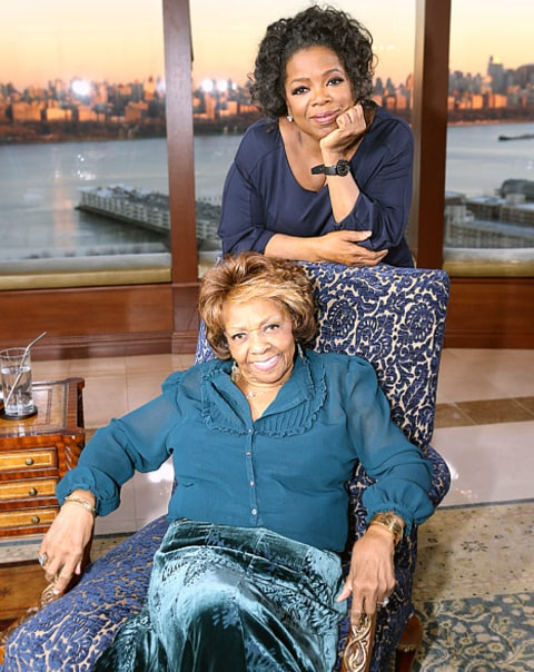 cissy and oprah