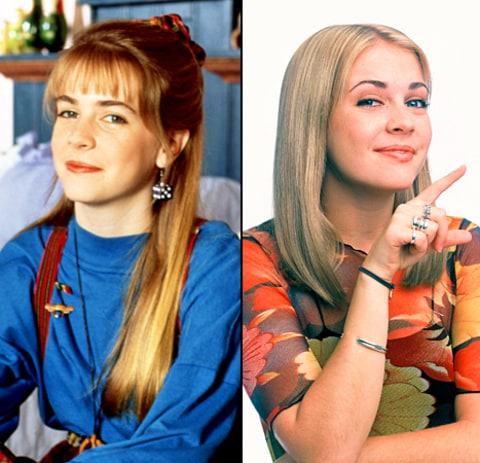 Melissa Joan Hart Clarissa Explains It All and Sabrina The Teenage Witch