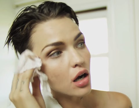 ruby video - no makeup