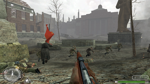 Call of Duty Red Square