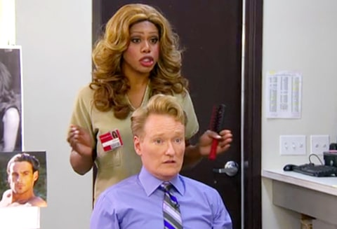 conan and laverne cox