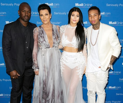news kylie jenner and tyga breakup on rapper s th birthday