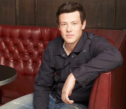 Cory Monteith during a portrait session for FOX on June 20, 2009.