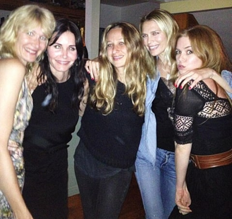 courteney cox bday