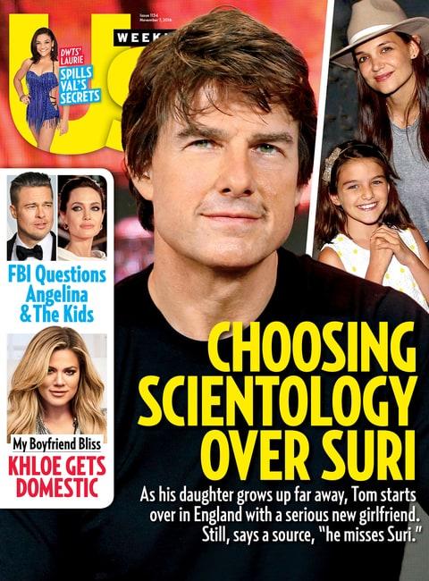 Tom Cruise And Girlfriend 2014