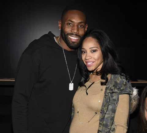 Antonio Cromartie and wife Terricka have welcomed their twins to the world
