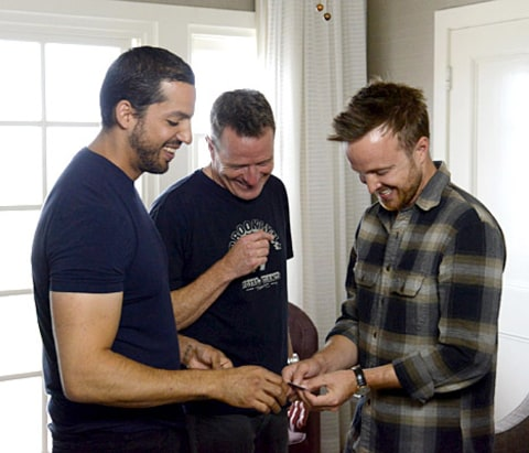 David Blaine and Breaking Bad