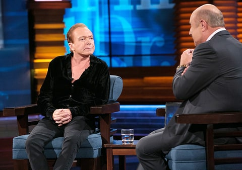 David Cassidy opens up about dementia diagnosis on new 'Dr. Phil'