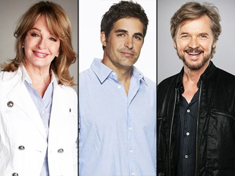Days of Our Lives three cast members