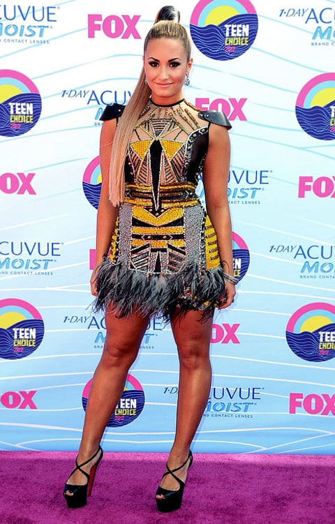 Demi at Teen Choice