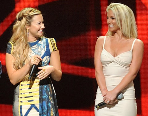 britney spears and demi