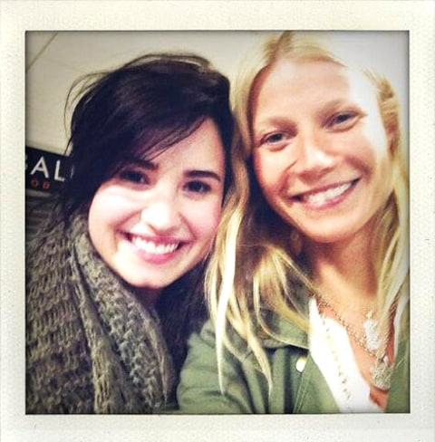 Demi and Gwyn