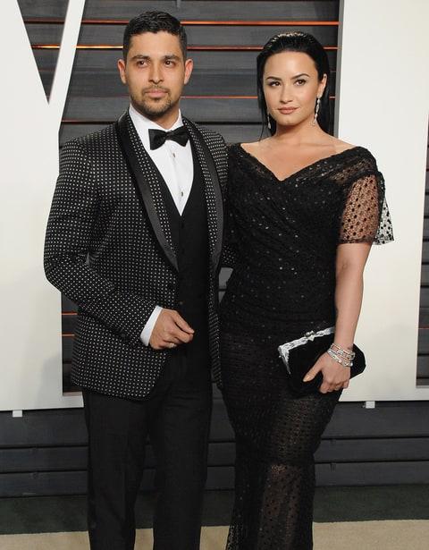 Demi Lovato & Wilmer Valderrama Demi Lovato Wilmer Valderrama