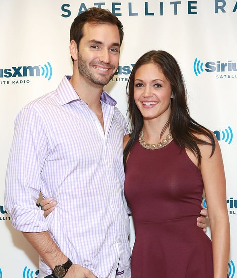 Chris Siegfried with Desiree Hartsock